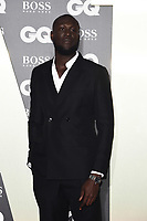 Stormzy<br /> arriving for the GQ Men of the Year Awards 2019 in association with Hugo Boss at the Tate Modern, London<br /> <br /> ©Ash Knotek  D3518 03/09/2019