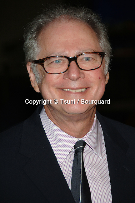Barry Levinson ( director ) arriving at MAN OF THE YEAR premiere at the Chinese Theatre  In Los Angeles.<br /> <br /> headshot<br /> smile