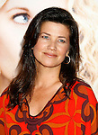 "WESTWOOD, CA. - September 04: Actress Daphne Zuniga arrives at the Los Angeles Premiere of ""The Women"" at the Mann Village Theater on September 4, 2008 in Westwood, California."