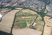 Deutschland, Schleswig- Holstein, Glinde, Golfplatz, Golfgut Glinde, Sport