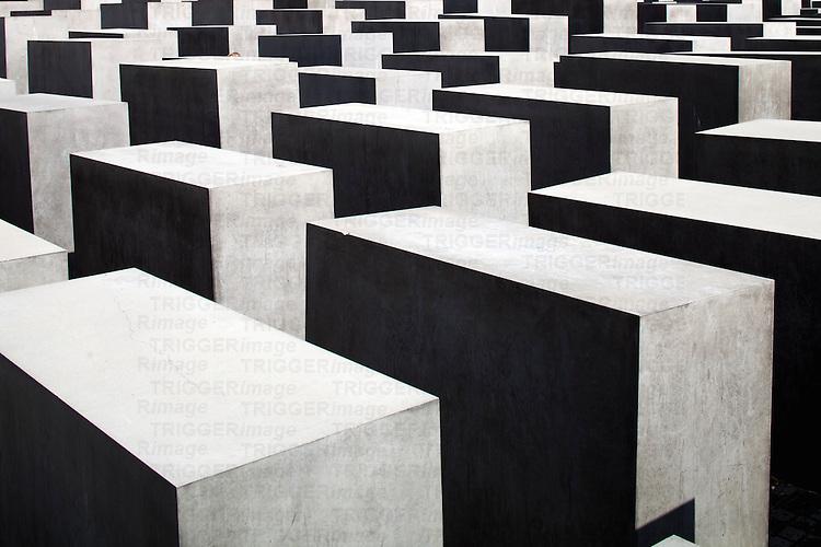 Holocaust-Mahnmal, or Memorial to the Murdered Jews of Europe, Berlin, Germany