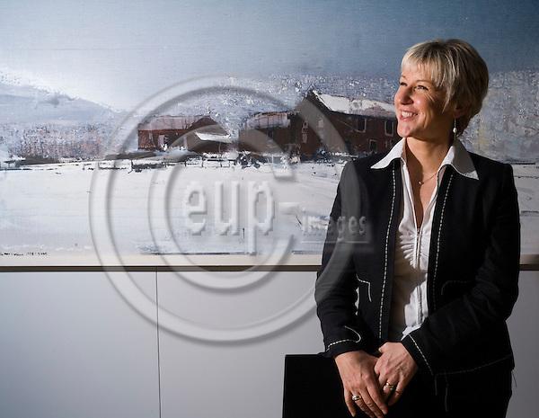 BRUSSELS - BELGIUM - 25 JUNE 2007 -- Margot WALLSTROEM, EU Commisioner. Photo: Erik Luntang/EUP-IMAGES