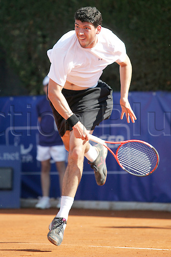 16th April 2010: Franco Skugor during the ATP Challenger Tour,RAI Open at the RAI Sporting Circle at Rome,