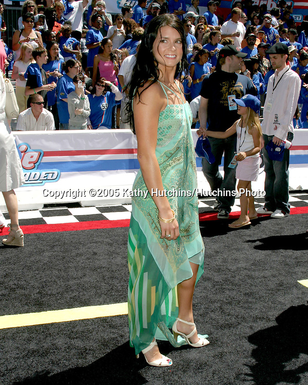 Danica Patrick.Herbie Fully Loaded Premiere.El Capitan Theater.Los Angeles, CA.June 19, 2005.©2005 Kathy Hutchins / Hutchins Photo