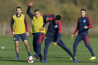 USMNT Training, November 12, 2018
