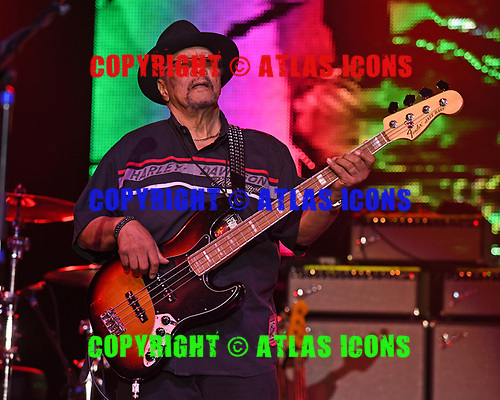 POMPANO BEACH FL - MARCH 03: Billy Cox performs during Experience Hendrix at The Pompano Beach Amphitheater on March 3, 2019 in Pompano Beach, Florida. Photo by Larry Marano © 2019