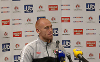 Wales Carling Nations Cup Presser 070211