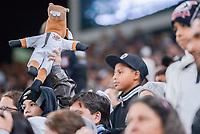 SÃO PAULO, SP, 05.10.2018 - CORINTHIANS-FLAMENGO - Torcida do Corinthians durante partida contra o Flamengo em jogo válido pela 28ª rodada do Campeonato Brasileiro 2018 na Arena Corinthians em São Paulo, nesta sexta-feira, 05. (Foto: Anderson Lira/Brazil Photo Press)