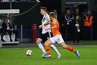 Marco Reus (Deutschland, Germany) gegen Frenkie de Jong (Niederlande) - 06.09.2019: Deutschland vs. Niederlande, Volksparkstadion Hamburg, EM-Qualifikation DISCLAIMER: DFB regulations prohibit any use of photographs as image sequences and/or quasi-video.