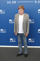 """Robert Redford at the """"Our Souls At Night"""" photocall, 74th Venice Film Festival in Italy on 1 September 2017.<br /> <br /> Photo: Kristina Afanasyeva/Featureflash/SilverHub<br /> 0208 004 5359<br /> sales@silverhubmedia.com"""