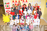 Children at Brookview Childcare in Sundays Well, Tralee dressed up for their Christmas Concery on Friday.