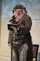 FORT LAUDERDALE FL - DECEMBER 16 : Bob Lauder as Old Max performs during media day at The Broward Center on December 16, 2015 in Fort Lauderdale, Florida. Credit: mpi04/MediaPunch