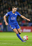 Danny Drinkwater of Leicester City during the Barclays Premier League match at The King Power Stadium.  Photo credit should read: Malcolm Couzens/Sportimage