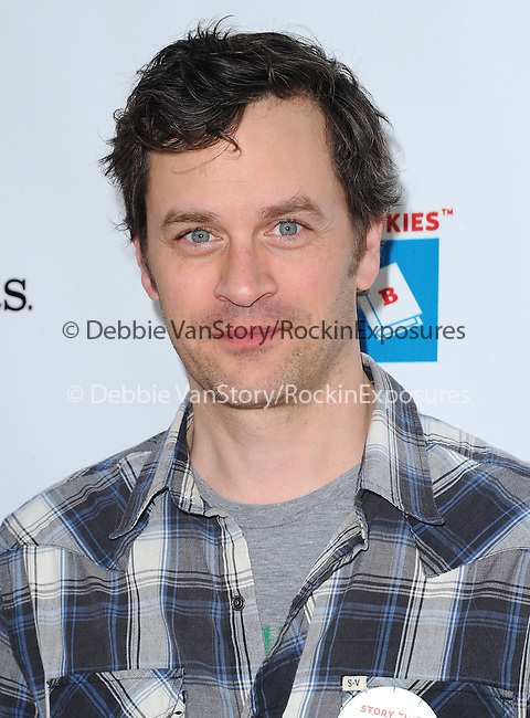 Tom Everett Scott<br />  attends The Milk + Bookies Story Time Celebration held at The Skirball Center in Los Angeles, California on April 27,2014                                                                               © 2014 Hollywood Press Agency