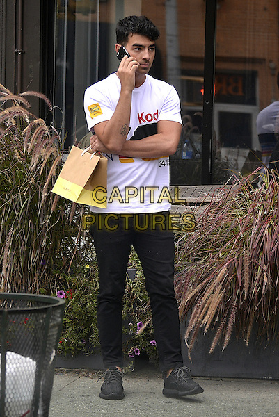 NEW YORK, NY - SEPTEMBER 10:  Joe Jonas seen in New York City on September 10, 2015.   <br /> CAP/MPI67<br /> &copy;MPI67/Capital Pictures