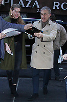 NEW YORK, NY - February 4; Christoph Waltz  seen at NBC's Today Show in New York City on February  04, 2019. <br /> CAP/MPI/RW<br /> ©RW/MPI/Capital Pictures