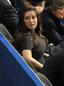 St. Paul, MN - September 3, 2008 -- Bristol Palin, 17, arrives to listen to her Mom's acceptance speech on day 3 of the 2008 Republican National Convention at the Xcel Energy Center in Saint Paul, Minnesota on Wednesday, September 3, 2008.Credit: Ron Sachs / CNP.(RESTRICTION: NO New York or New Jersey Newspapers or newspapers within a 75 mile radius of New York City)