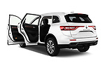Car images close up view of a 2018 Renault Koleos Intens 4wd 5 Door SUV doors