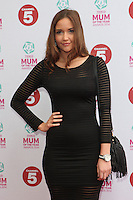 Jacqueline Jossa arriving at the Tesco Mum Of The Year Awards 2014, at The Savoy, London. 23/02/2014 Picture by: Alexandra Glen / Featureflash