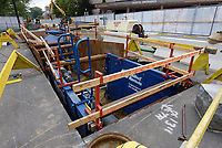 UConn Steam and Condensate Line and Vault Replacement Project. Task No. 02 - Progress Documentation 12 July 2017. Number 35 of 38 Images