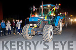 The home coming parade in Causeway last Friday night.