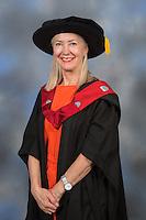 Professor Clare Johnston, Professor Emeritus.