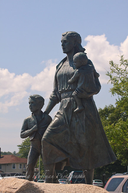 Gloucester Fisherman's Wives Memorial, Gloucester, MA