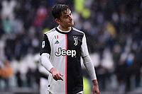 Paulo Dybala of Juventus dejection <br /> Torino 1-12-2019 Juventus Stadium <br /> Football Serie A 2019/2020 <br /> Juventus FC - US Sassuolo 2-2 <br /> Photo Federico Tardito / Insidefoto