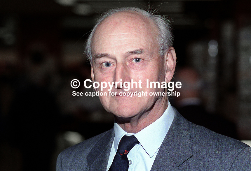 Terence Higgins, MP, Conservative Party, politician, 19921051TH..<br />