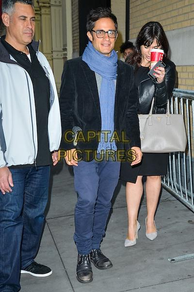 NEW YORK, NY - NOVEMBER 12: Gael Garcia Bernal spotted in Soho on November 12, 2014 in New York City. <br /> CAP/MPI/MPI67<br /> &copy;MPI67/MPI/Capital Pictures