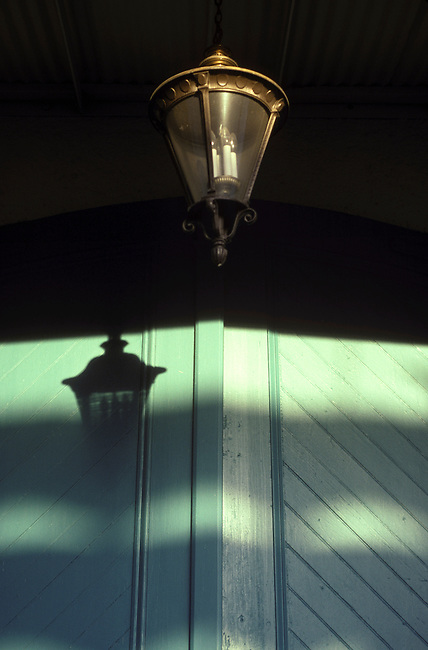 Street Lamp, New Orleans, Louisiana