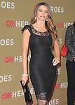 Sofia Vergara attends CNN Heroes - An Allstar Tribute held at The Shrine Auditorium in Los Angeles, California on December 11,2011                                                                               © 2011 DVS / Hollywood Press Agency