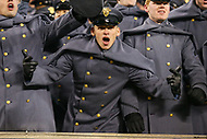 Philadelphia, PA - December 8, 2018: Army Corps of Cadets cheering during the 119th game between Army vs Navy at Lincoln Financial Field in Philadelphia, PA. (Photo by Elliott Brown/Media Images International)