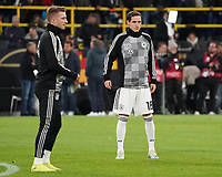Marco Reus (Deutschland, Germany) und Sebastian Rudy (Deutschland, Germany) - 09.10.2019: Deutschland vs. Argentinien, Signal Iduna Park, Freunschaftsspiel<br /> DISCLAIMER: DFB regulations prohibit any use of photographs as image sequences and/or quasi-video.
