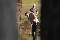 Danny Willett (ENG) in action on the 10th during Round 2 of the ISPS Handa World Super 6 Perth at Lake Karrinyup Country Club on the Friday 9th February 2018.<br /> Picture:  Thos Caffrey / www.golffile.ie<br /> <br /> All photo usage must carry mandatory copyright credit (&copy; Golffile   Thos Caffrey)