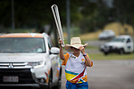 Batonbearer Holly Thomson carrying the Baton as the Queen's Baton Relay visited Ingham. In the host state of Queensland the Queen's Baton will visit 83 communities from Saturday 3 March to Wednesday 4 April 2018. As the Queen's Baton Relay travels the length and breadth of Australia, it will not just pass through, but spend quality time in each community it visits, calling into hundreds of local schools and community celebrations in every state and territory. The Gold Coast 2018 Commonwealth Games (GC2018) Queen's Baton Relay is the longest and most accessible in history, travelling through the Commonwealth for 388 days and 230,000 kilometres. After spending 100 days being carried by approximately 3,800 batonbearers in Australia, the Queen's Baton journey will finish at the GC2018 Opening Ceremony on the Gold Coast on 4 April 2018.