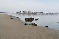 Crane Beach - New Year's Day 2011