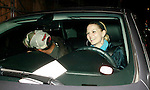 3-11-09 Exclusive.Amaury Nolasco leaving Madeos Restaurant in Beverly Hills with Jennifer Morrison. They got a parking ticket on there car and thought it was hilarious.....AbilityFilms@yahoo.com.805-427-3519.www.AbilityFilms.com