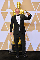 Lee Smith at the 90th Academy Awards Awards at the Dolby Theartre, Hollywood, USA 04 March 2018<br /> Picture: Paul Smith/Featureflash/SilverHub 0208 004 5359 sales@silverhubmedia.com