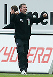 30.10.2010, Fritz-Walter Stadion, Kaiserslautern, GER, 1. FBL, 1.FC Kaiserslautern vs Borussia M'Gladbach, im Bild Marco KURZ (Trainer Kaiserslautern), Foto © nph / Roth