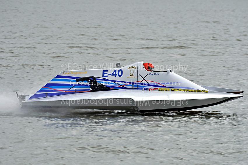 "E-40 ""Lady Dragonmead"" (5 Litre class hydroplane(s)"