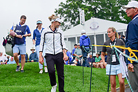 Ryann O'Toole (USA) departs the 16th tee during Friday's second round of the 72nd U.S. Women's Open Championship, at Trump National Golf Club, Bedminster, New Jersey. 7/14/2017.<br /> Picture: Golffile | Ken Murray<br /> <br /> <br /> All photo usage must carry mandatory copyright credit (&copy; Golffile | Ken Murray)