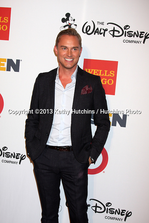 LOS ANGELES - OCT 18:  Robert Laughlin at the 2013 GLSEN Awards at Beverly Hills Hotel on October 18, 2013 in Beverly Hills, CA