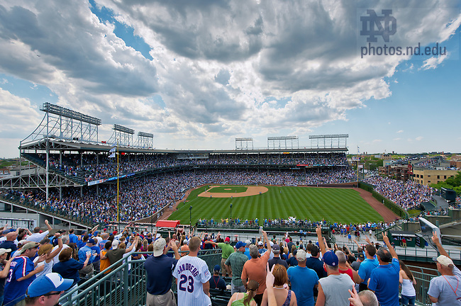 Chicago Cubs, Wrigley Field.