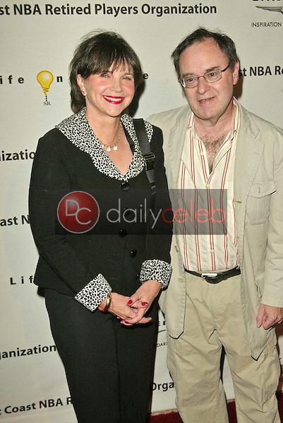 Cindy Williams and David L. Lander