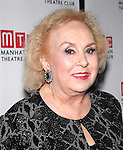 Doris Roberts attending the Opening Night Party for the Manhattan Theatre Club's 'Golden Age' at Beacon Restaurant in New York City on December 4, 2012.