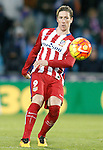 Atletico de Madrid's Fernando Torres during La Liga match. February 14,2016. (ALTERPHOTOS/Acero)