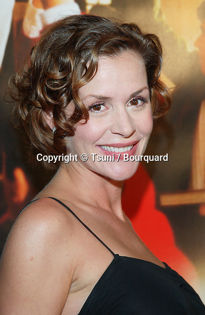 """Embeth Davidtz arriving at """"The Emperor's Club Premiere""""  at the Academy of Motion Picture Arts and Science in Los Angeles. November 20, 2002."""