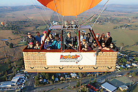 20151003 October 03 Hot Air Balloon Gold Coast