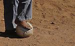 Fussball international, WM 2010 Suedafrika, Vorschau: Bauarbeiten, Strassenfussball